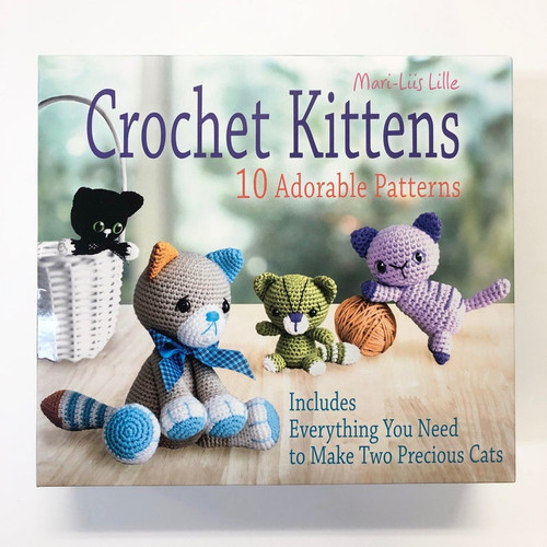 Mari-Liis Lille Crochet Kittens Kit