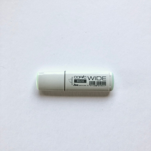 Copic Wide Marker BG10 Alcohol Ink Marker Extra Broad Cool Shadow 21mm