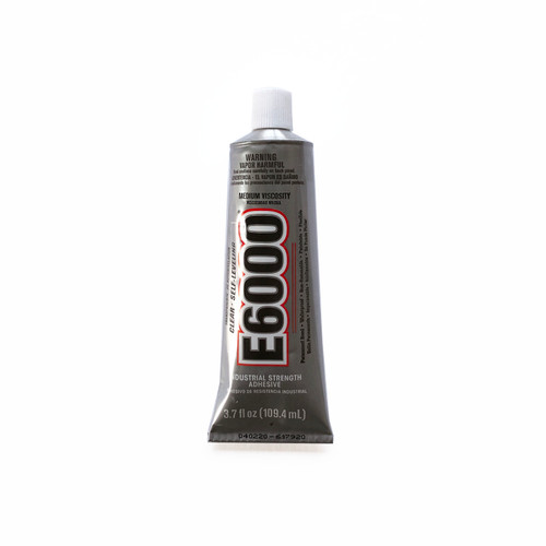 E6000 Multi-Purpose Industrial Strength Adhesive 3.7 fl oz.