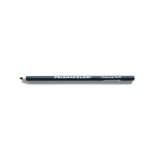 Prismacolor Compressed Charcoal Pencil Soft