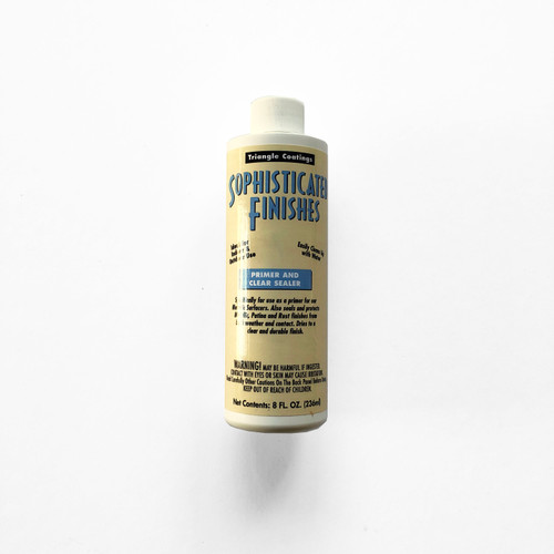 Sophisticated Finishes Primer and Clear Sealer 8 fl oz