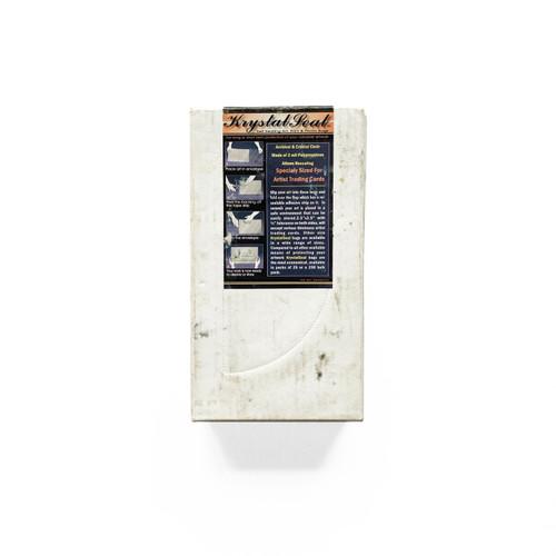 "KrystalSeal Self Sealing Artist Trading Card Size Polypropylene Bags 2.5 x 3.5"" 250 Count"