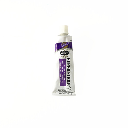 Aleene's Platinum Bond Super Fabric Textile Adhesive 2 fl oz.