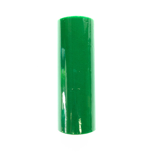 "Tulle Roll Green 6"" x 15 Yards"
