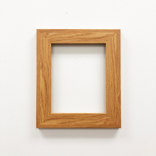 """Readymade Picture Frame Wood Grain 8 x 10"""""""