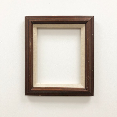 Readymade Picture Frame Wood with Linen Liner 8 x 10""
