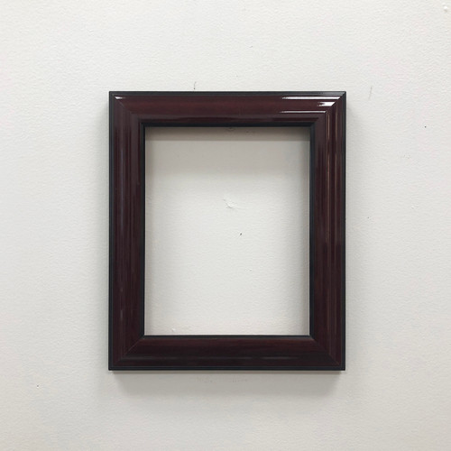 Readymade Picture Frame Gloss Cherry Wood  8 x 10""