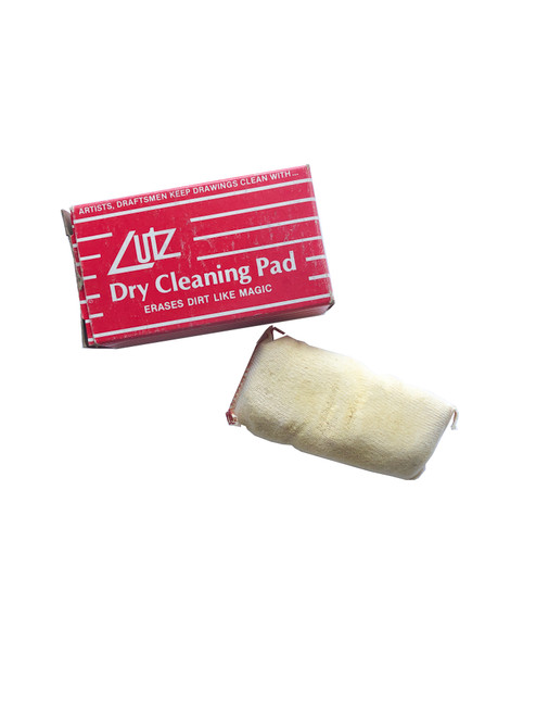 Vintage NOS Lutz Large Dry Cleaning Pad