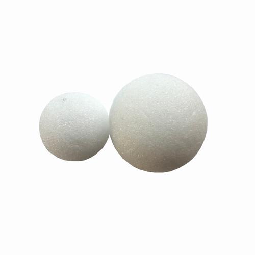 Medium Styrofoam Balls 2 Count