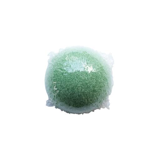 """FloraCraft FloraFōM Styrofoam Half Ball 3 15/16 x 1 15/16"""" Flower Arranger"""