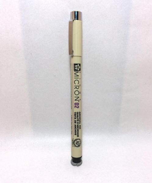 Sakura Pigma Micron 02 Archival Ink PEN Black