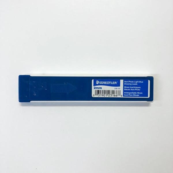 Staedtler Non-Photo Blue 2mm LEAD 12 Pieces