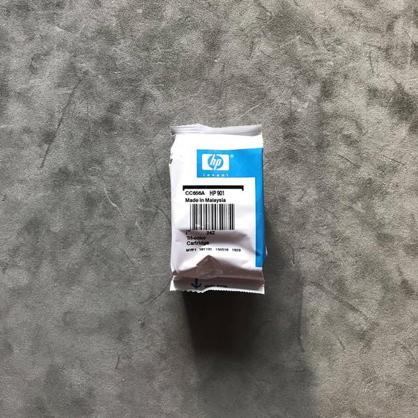 HP 901 Tri-color Printer Ink Jet Cartridge