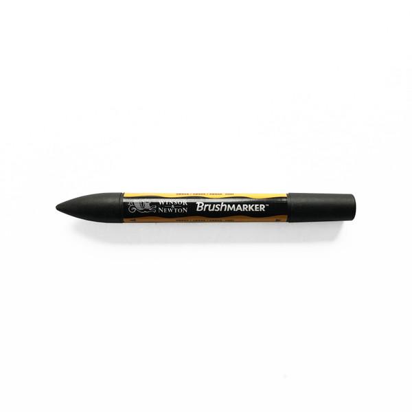 Winsor & Newton BrushMarker O567 Alcohol Ink Marker Brush and Chisel Amber