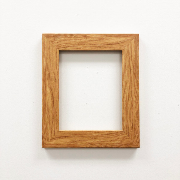 Readymade Picture Frame Wood Grain 8 x 10""