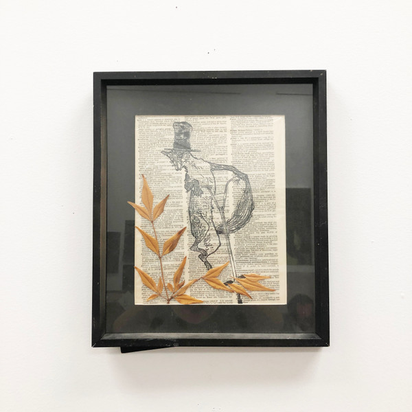 """Readymade Picture Frame Black Bevel 11 x 13"""""""