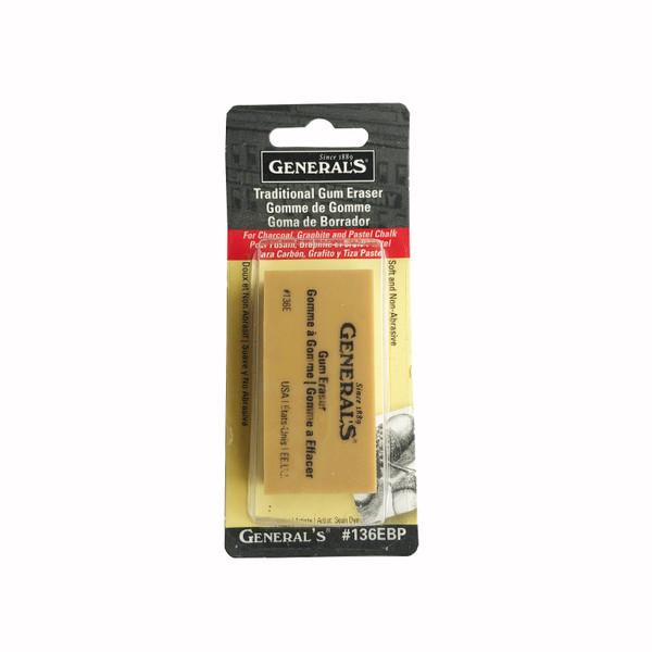 General's Traditional Gum Eraser