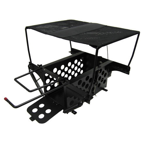D.T. Systems BL705 Remote Large Bird Launcher without Remote for Pheasant and Duck Size Birds Black (BL705)