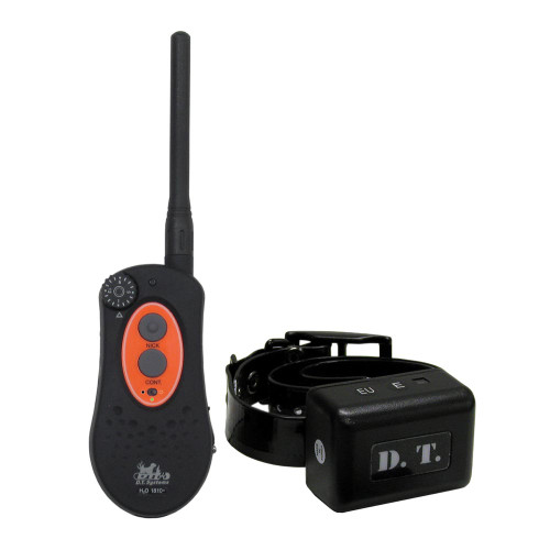 D.T. Systems H2O 1810-PLUS 1 Mile Dog Remote Trainer Black (H2O1810-PLUS)