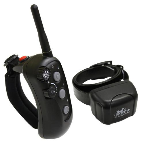 D.T. Systems RAPT-1400 Rapid Access Pro Dog Trainer Black (RAPT-1400)