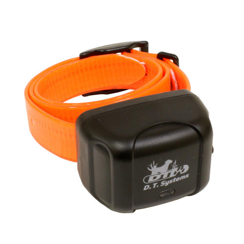 D.T. Systems Rapid Access Pro Dog Trainer Add-on collar Orange (RAPT-1400-ADDON-O)