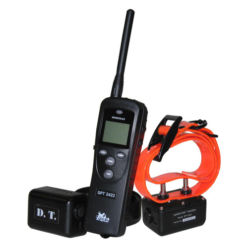 D.T. Systems SPT-2422 Super Pro e-Lite 2 Dog 1.3 Mile Remote Trainer (SPT-2422)