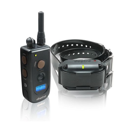 Dogtra 2300NCP Training and Beeper 3/4 Mile Dog Remote Trainer Black (2300NCP)