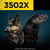 3502X Dual Dial Trainer 2-Dog