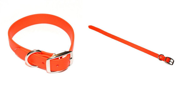 "TufFlex Standard Dog Collar 3/4"" Wide"