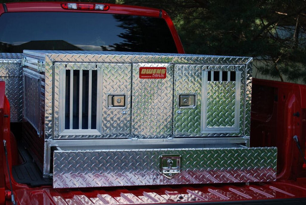 Pro Hunter Series double comp. w/ bottom storage and all seasons vents