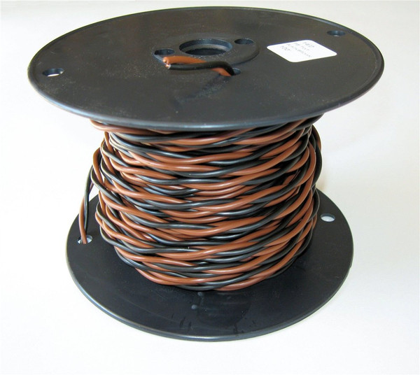 16-Gauge Pre-Twisted Boundary Wire