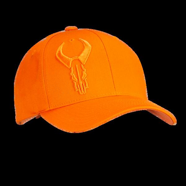 Blaze Orange Snapback Hat