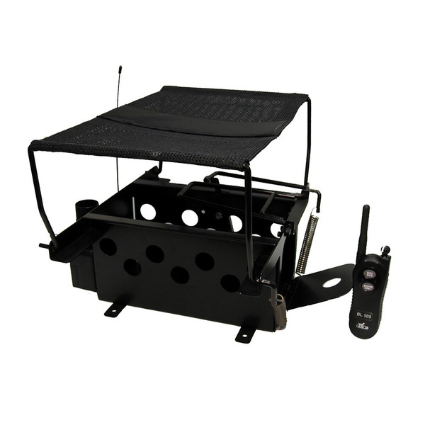 D.T. Systems BL509 Remote Bird Launcher for Quail and Pigeon Size Birds Black (BL509)