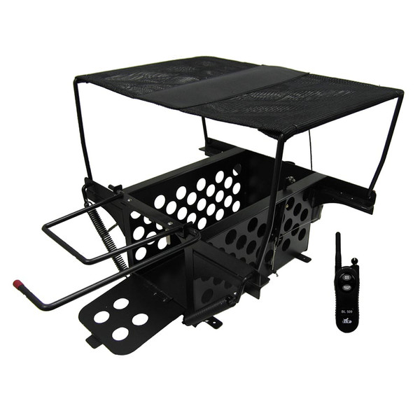 D.T. Systems BL709 Remote Large Bird Launcher for Pheasant and Duck Size Birds Black (BL709)