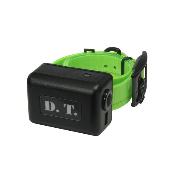 D.T. Systems H2O 1 Mile Dog Remote Trainer Add-On Collar Green (H2O-ADDON-G)