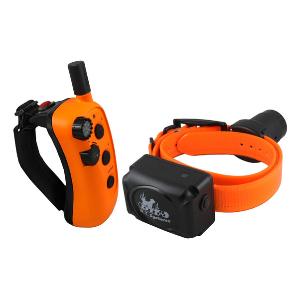 D.T. Systems R.A.P.T. 1450 Upland Beeper Expandable Remote Dog Trainer Orange (RAPT-1450)