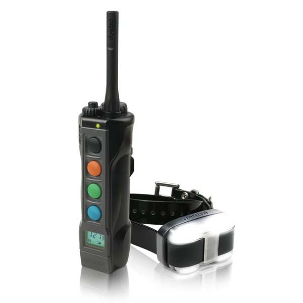 Dogtra EDGE 1 Mile Dog Remote Trainer Expandable Black (EDGE)