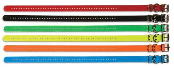 "SportDOG Collar Strap Red 28"" x 1"""
