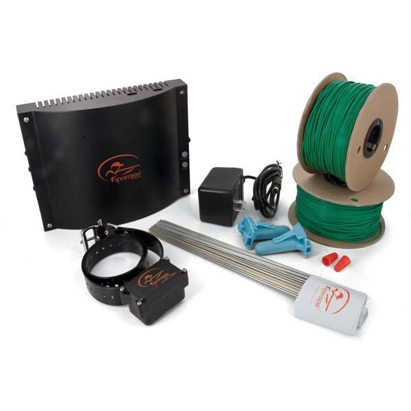 SportDOG In-Ground Fence System 16g Solid Core Wire Black