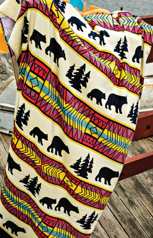 TOWEL BEAR ADVENTURE