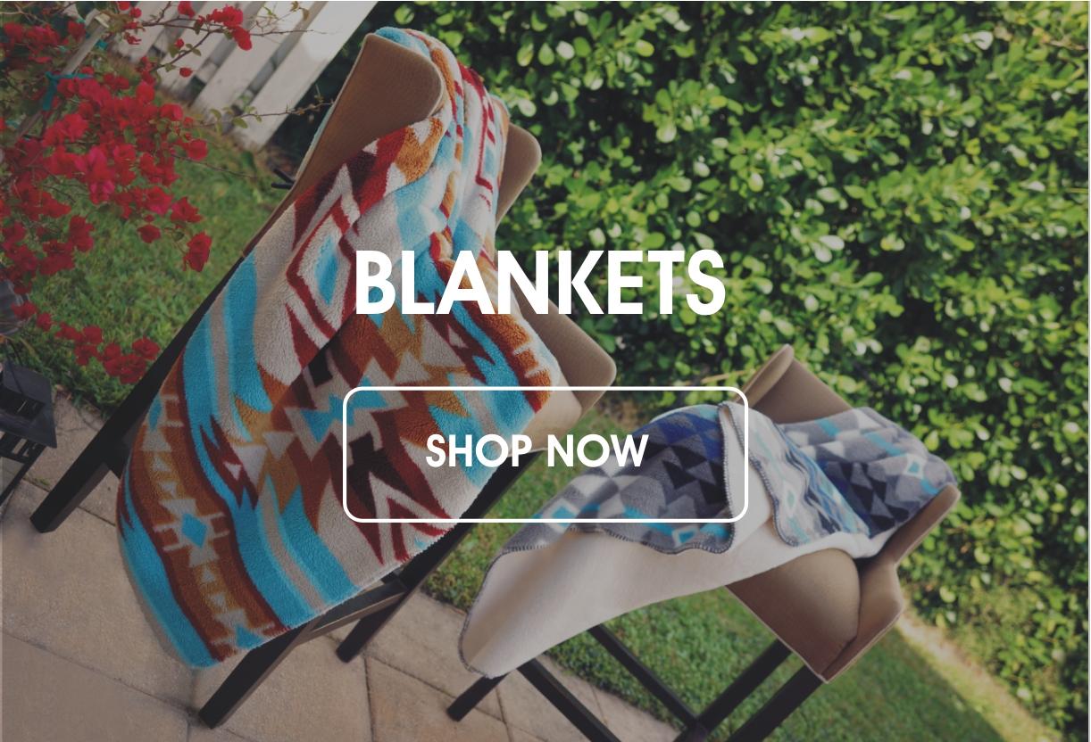 Cabin Fever Blankets