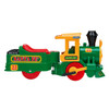 Toddlers 6v Official Peg Perego Sit & Ride On Train with Track