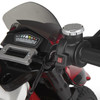 Peg Perego Ducati Enduro 12V Kids Electric Ride On Bike with Storage