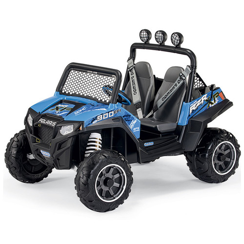 2 Seater Battery Powered Ranger RZR Peg Perego 12v Off-Road 4x4