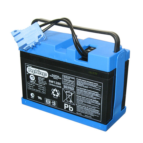 Official Peg Perego 12v 8ah Replacement Battery - IAKB0034