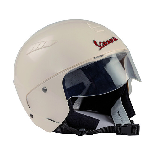 Licensed Vespa Kids Ride On Vehicle Safety Helmet