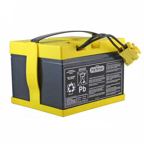 Licensed 24v 8ah Peg Perego Replacement Battery - IAKB0039