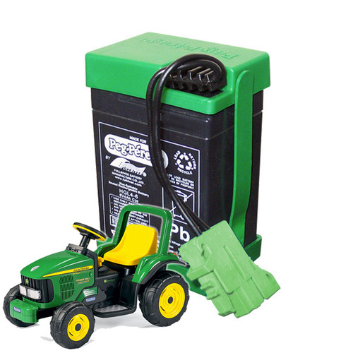 Replacement 6v Battery for John Deere Power Pull Tractor - IAKB0030