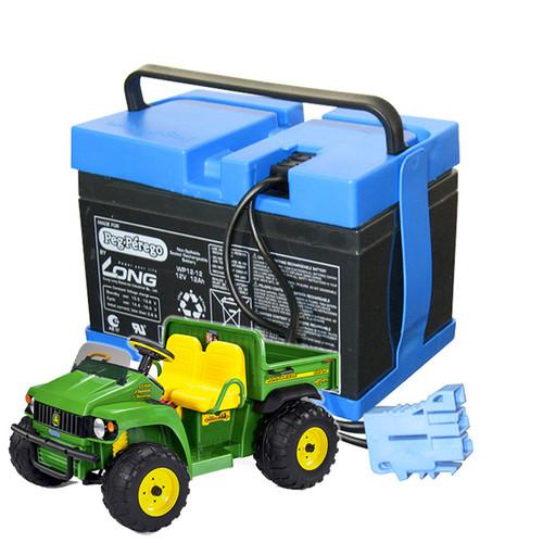 Replacement 12v Battery for John Deere Gator HPX Tractor - IAKB0036