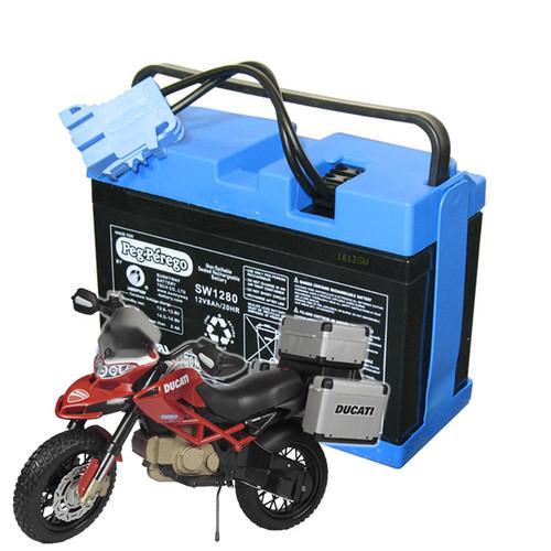 Replacement 12v Battery for Kids Peg Perego Ducati Enduro Bike - IAKB0034